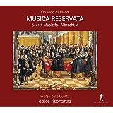 Lassus: Musica Reservata