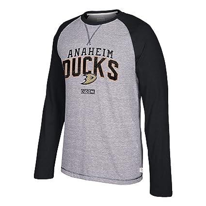 de6a8a1866e Amazon.com   adidas NHL Mens CCM L S Crew   Sports   Outdoors