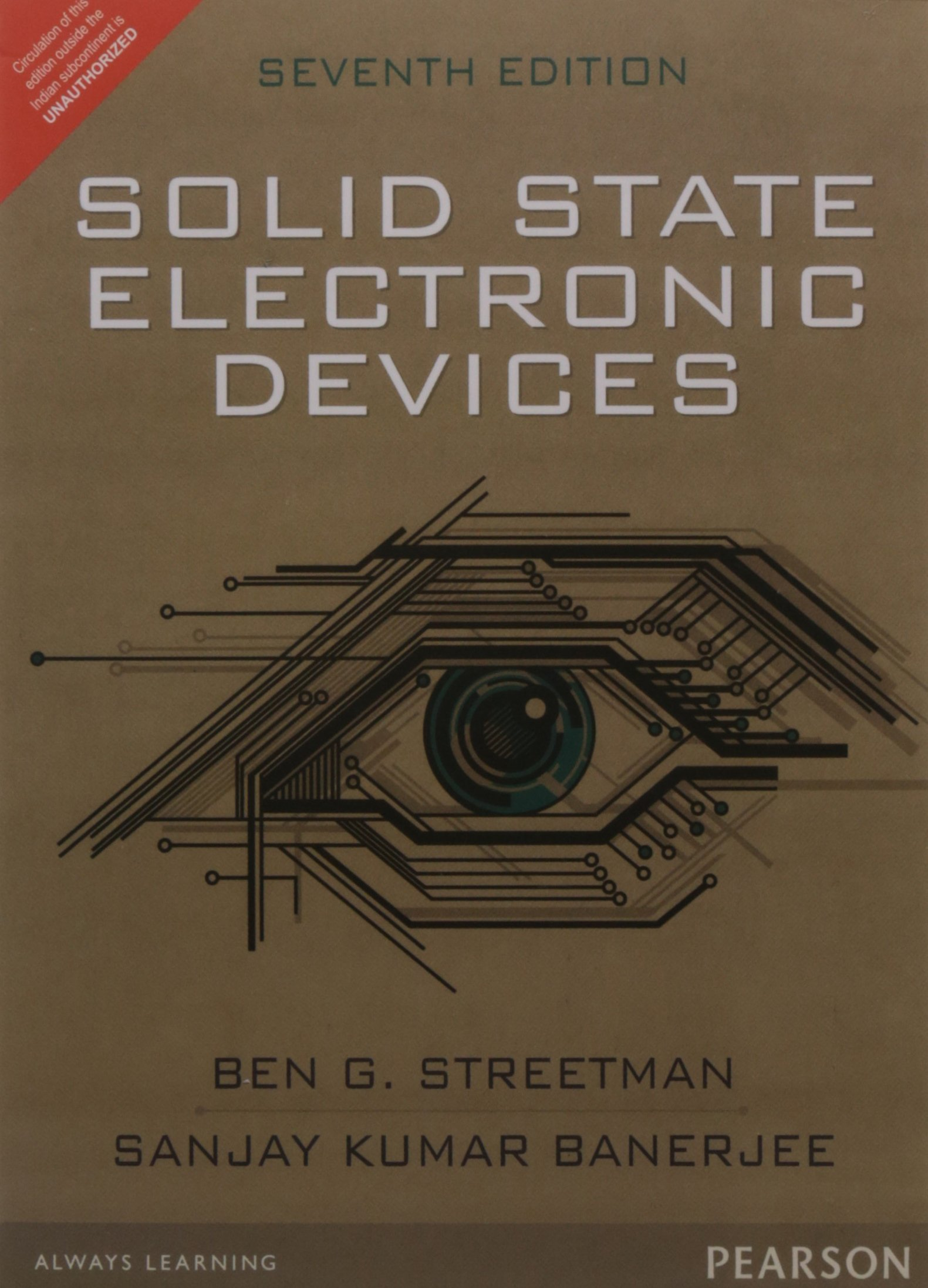 Solid State Electronic Devices ebook