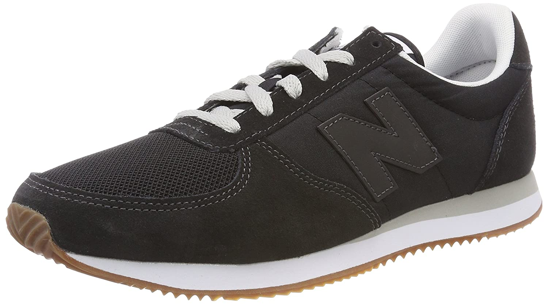 New Balance 220, Zapatillas para Hombre 42 EU Negro (Black/Black Ea)