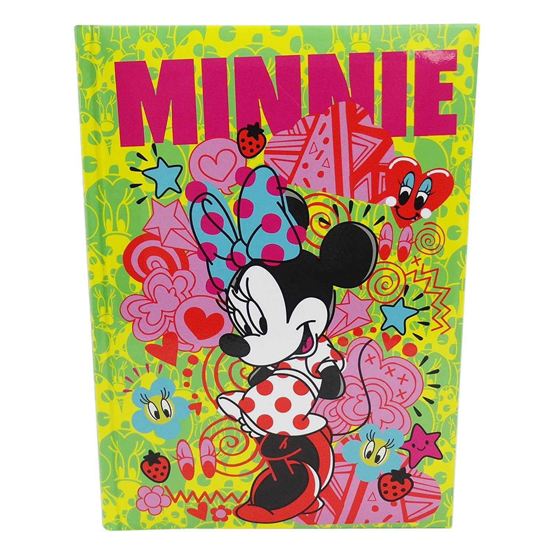 Seven Disney Minnie Pop Diario Agenda Escolar Diario 10 ...