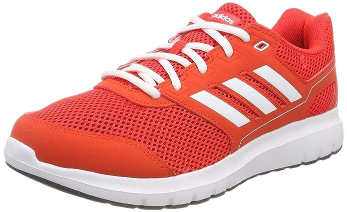 adidas Duramo LITE 2.0 Sneakers Herren rot mit weißen Streifen