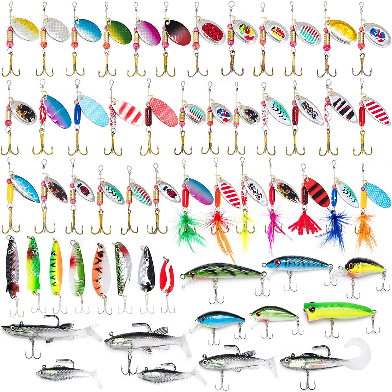 Master Crocked 85F DR fishing lures original assortment of colors