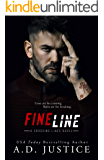 Fine Line (Steele Security Crossing Lines Book 1)