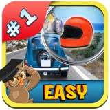 #1 - Road Trip - New Free Hidden Object Games