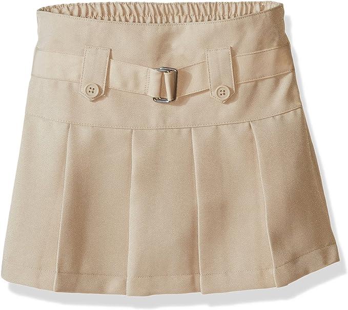 Amazon.com: Dockers - Patinete plisado para niña: Clothing