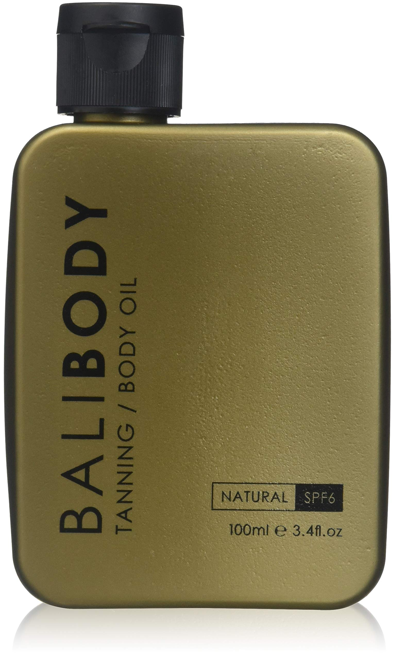 BALI BODY ORIGINAL NATURAL TANNING AND BODY OIL 110 ml by Bali Designs (Image #1)