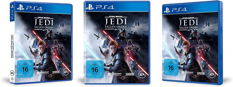 Star Wars Jedi: Fallen Order - Standard Edition - PlayStation 4 ...