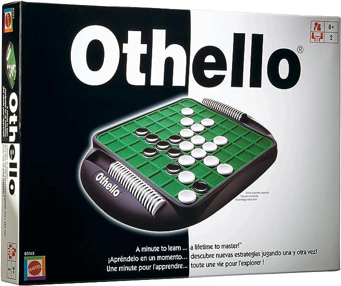 Othello by Mattel: Amazon.es: Juguetes y juegos