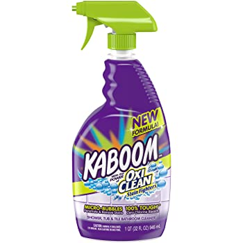 Kaboom Cleaner for Soap Scum
