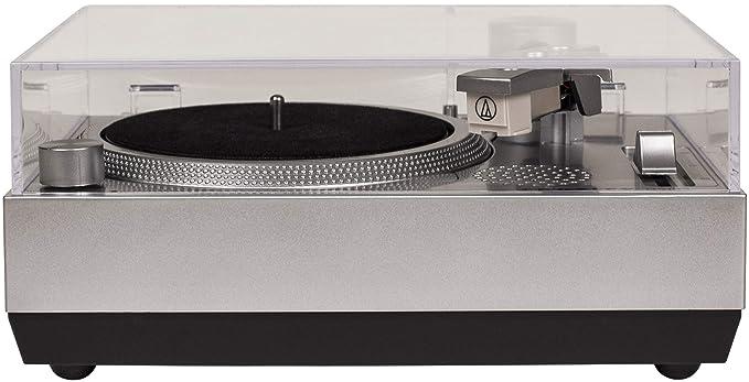 Amazon.com: Crosley RSD3 Mini - Mesa giratoria para discos ...