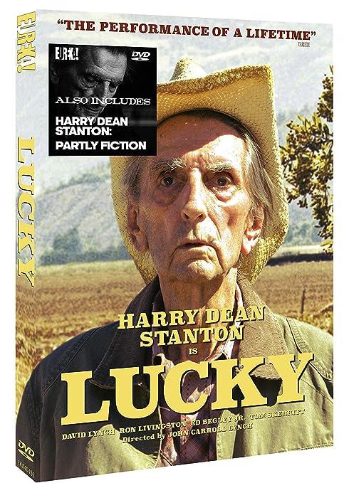 Lucky (DVD): Amazon.es: Harry Dean STANTON, David LYNCH, Ron ...