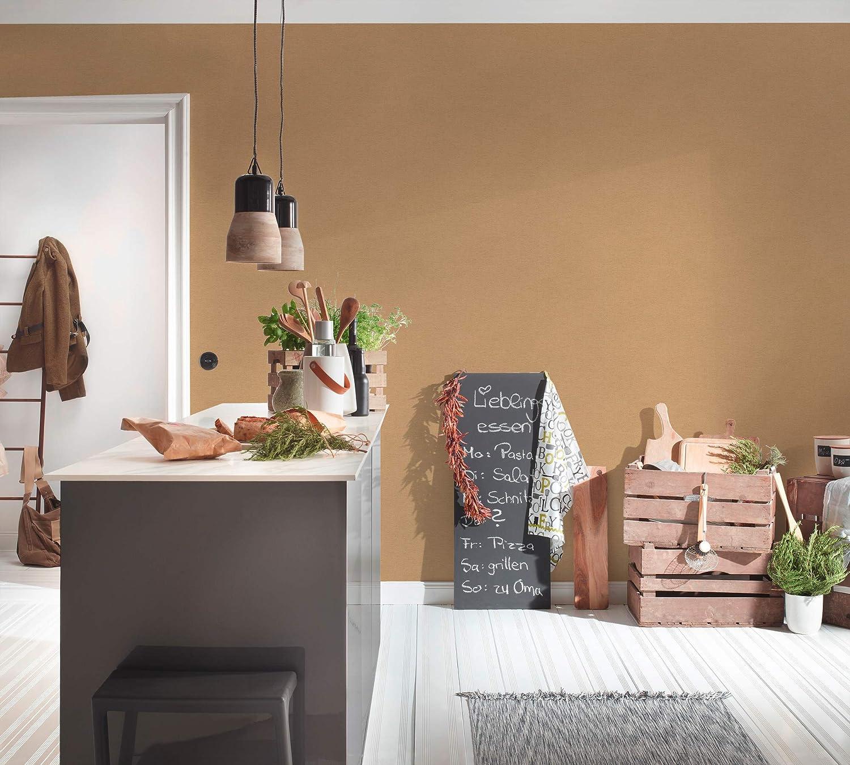 Breite L/änge marron x 0,53 m 10,05 m Living Walls Papier peint intiss/é