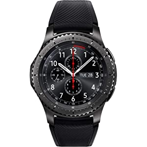 Samsung Gear S3 Frontier Smartwatch - UK Version