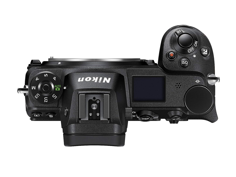 Nikon Z6 - Cámara sin Espejo de 24 MP (ISO de 100-51200, Montura ...