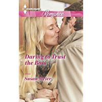 Daring to Trust the Boss (Harlequin Romance Book 4411) (English Edition)