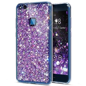 Funda Huawei P10 Lite,Carcasa Huawei P10 Lite,Diamantes ...