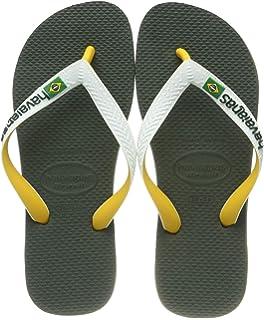 c33336953 Havaianas Unisex Adults  Brasil Mix Flip Flops