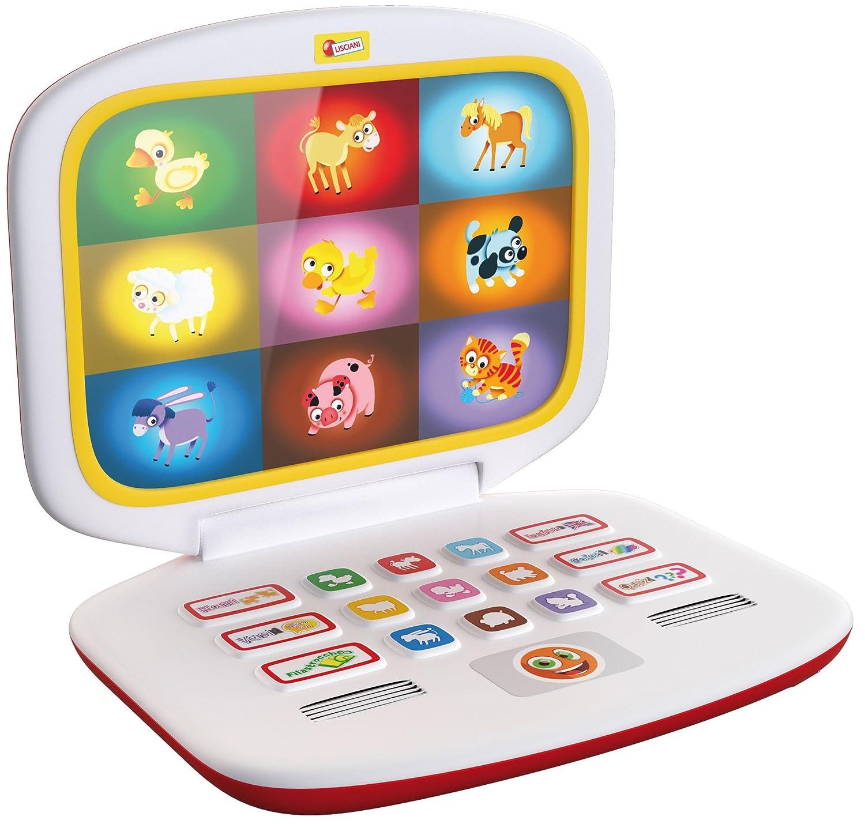 Lisciani 45860 - Carotina Baby Laptop Liscianigiochi Italy