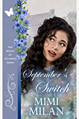 September's Switch (The Belles of Wyoming Book 26) Kindle Edition