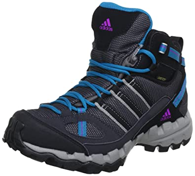online retailer 21649 0269a adidas AX 1 Mid GTX Q21044, Damen Traillaufschuhe, Grau (Sharp Grey F11