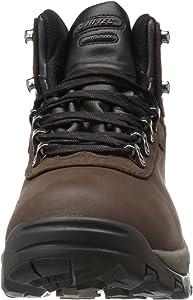 Amazon Com Altitude Iv Bota De Senderismo Impermeables Hi Tec Para Hombre Marron Shoes