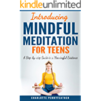 Introducing Mindful Meditation for Teens: A Step-by-step Guide to a Meaningful Existence