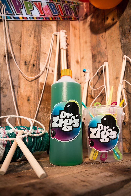 Giant Bubbles - Party Kit - Dr Zigs Extraordinary Bubbles