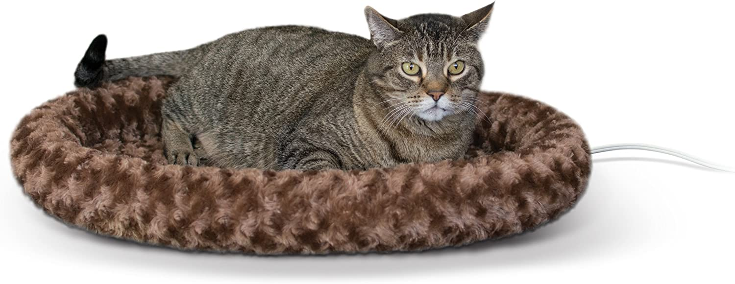 K&H Pet Products Thermo-Kitty Heated Pet Bed