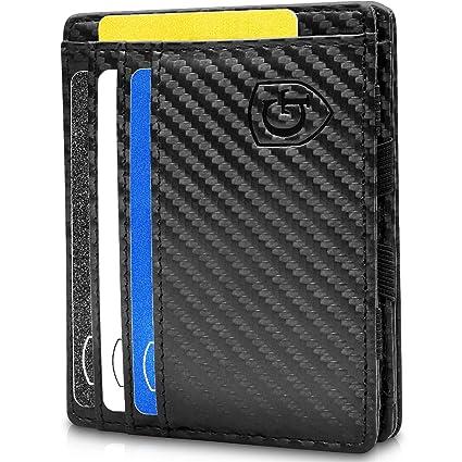 GenTo® Magic Wallet Rio - Protección RFID, NFC Probada por ...