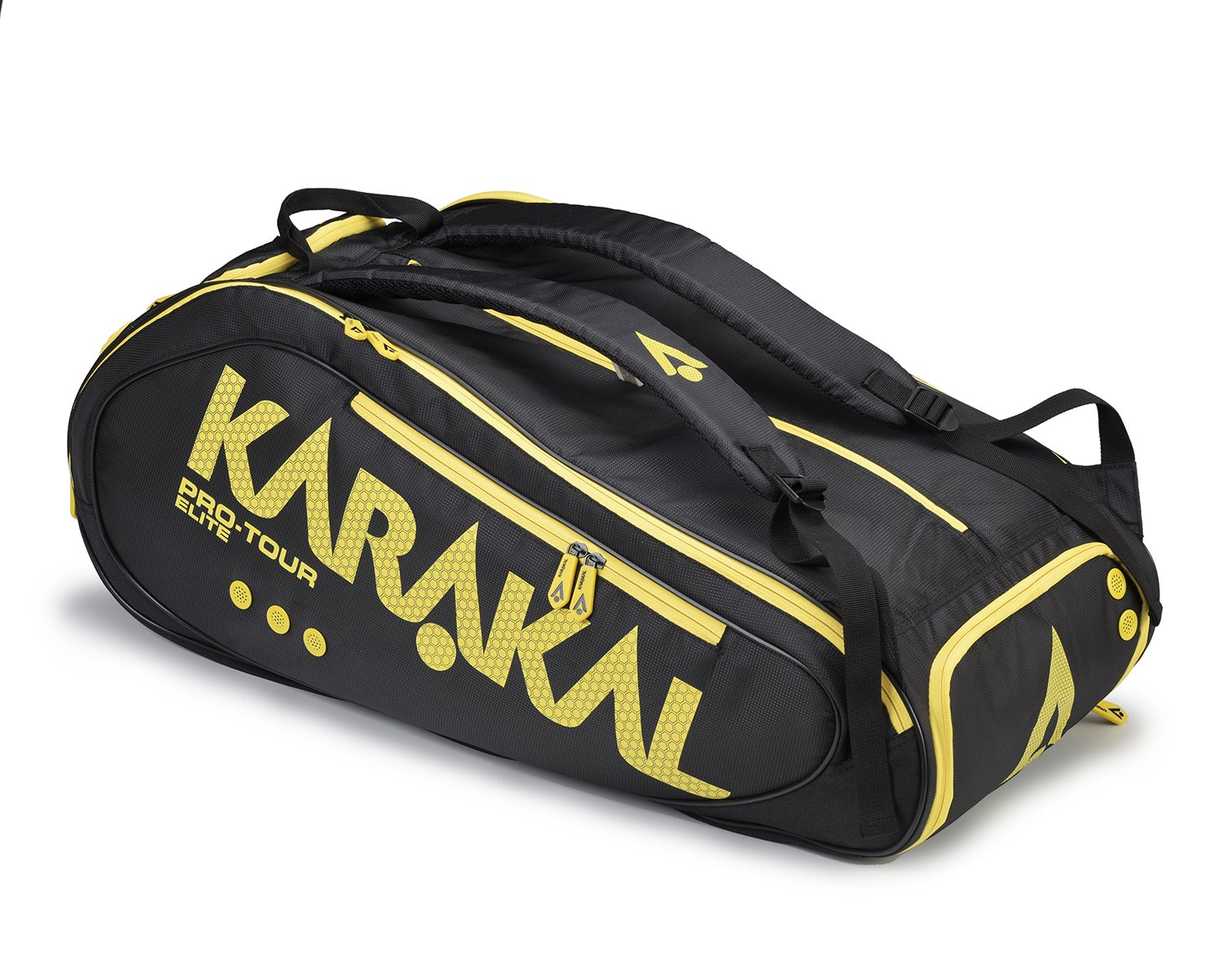 Karakal Pro Tour Elite 12 Racket Bag KZ 980
