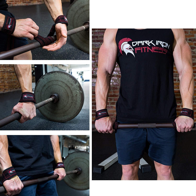 Dark Iron Fitness Bands