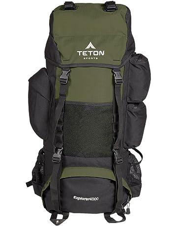 TETON Sports Explorer 4000 Internal Frame Backpack  High-Performance  Backpack for Backpacking, Hiking 75a40b4fc0