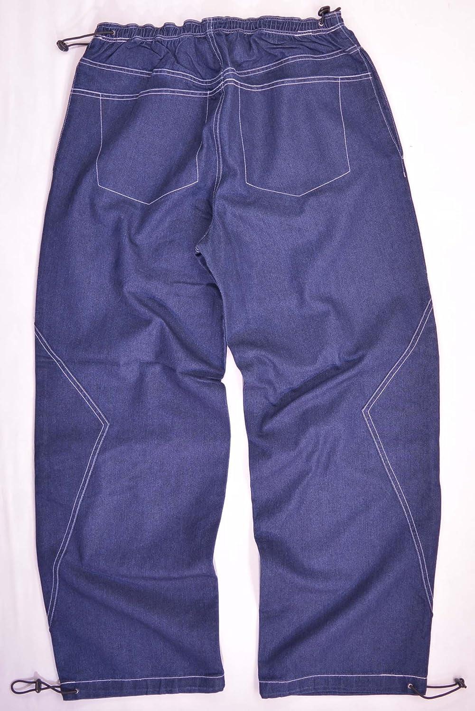 #M2119-M2253 Men's Relax Straight Leg Stylish Wash Premium Jeans Size: 34