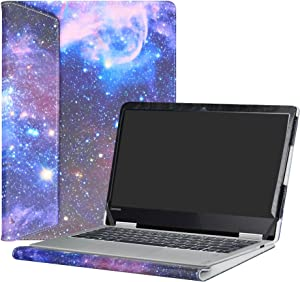 "Alapmk Protective Case Cover for 12.5"" Lenovo Yoga 720 12 720-12IKB Laptop(Not fit Yoga 730/Yoga 720 15/Yoga 720 13/Yoga 710/Yoga 700),Galaxy"