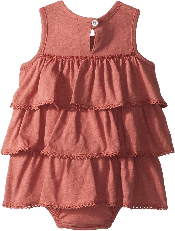 Amazon.com  Peek… Baby Girl s Chloe One-Piece (Infant) Rust XL (18 ... 768b0d5cfc