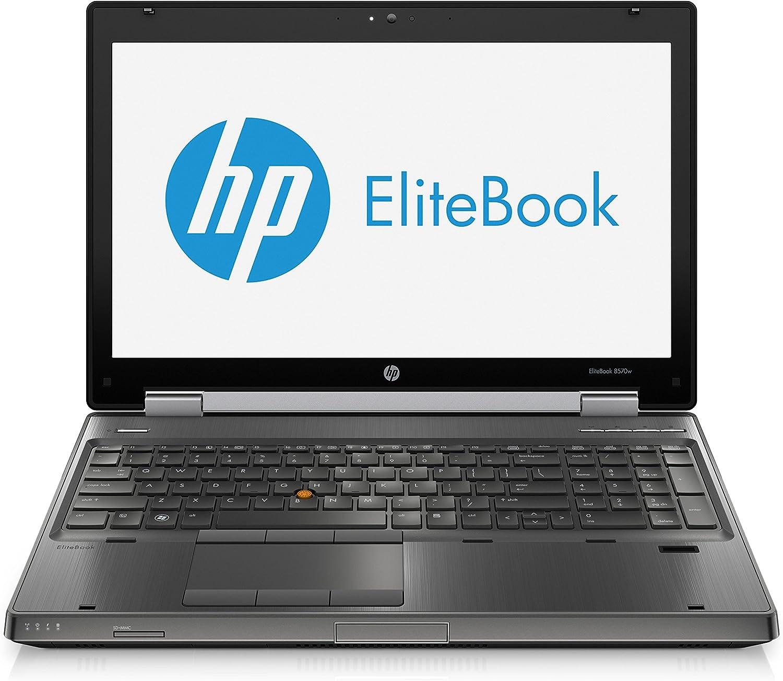 "EliteBook 8570w 15.6"" LED Notebook - Intel Core i7 i7-3720QM 2.60 GHz - Gunmetal"