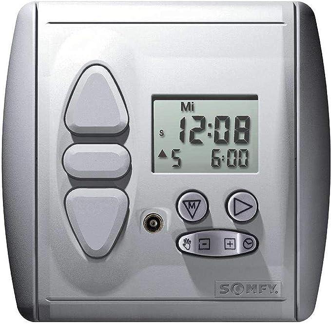 Temporizador Somfy 1805099 Chronis Uno Smart