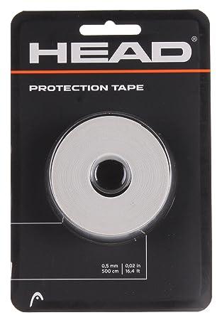 Head New Protection Tape - Cinta Protectora, Color Blanco: Amazon.es: Deportes y aire libre