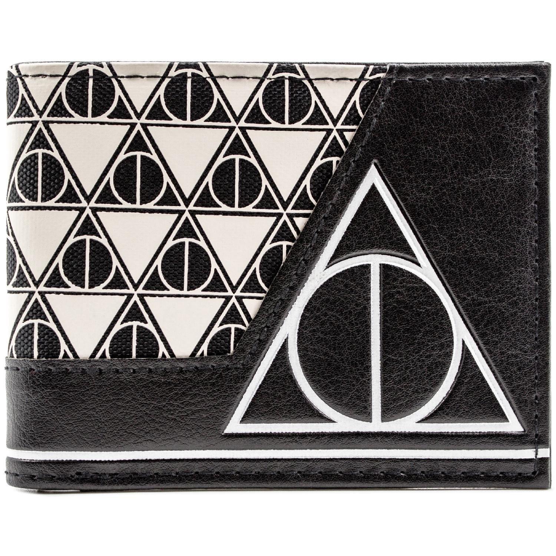 Cartera de Warner Bros Harry Potter Deathly Hallows Multicolor 27543