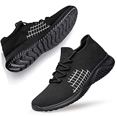 Alibress Walking Shoes Womens Sneakers Lightweight Comfortable Sock Shoes Work Shoes Tennis Shoes for Sporting Traveling   Walking