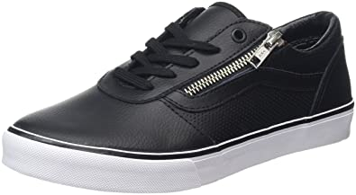 b736a5097a Vans Women s Milton Zip Low-Top Sneakers