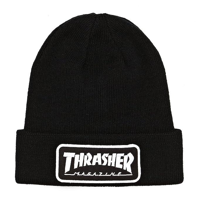 Gorro Thrasher Logo Negro (Default  ab12ff40adf