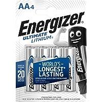 Energizer Ultimate AA Litiumbatteri Paket med 4