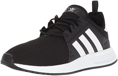 1d90228509697 adidas Originals Mens X PLR Running Shoe White Black