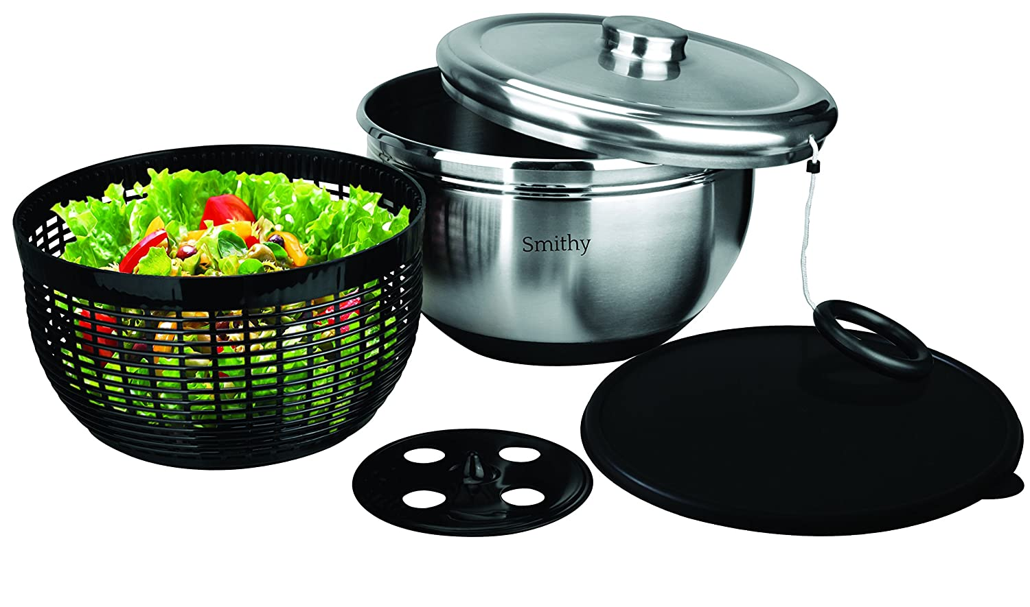 The Best Salad Spinner 1