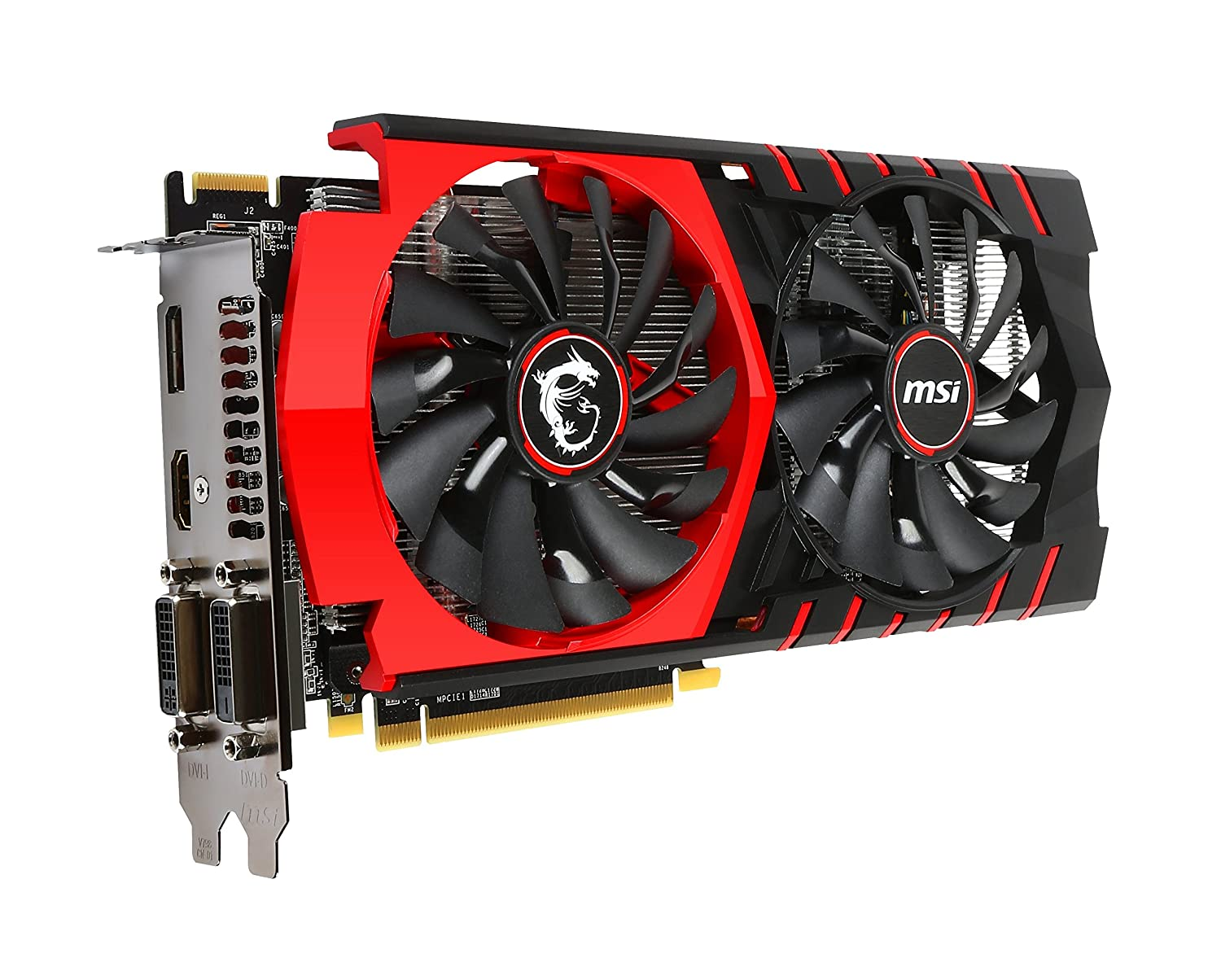 MSI R7 370 GAMING 4G Graphics Card