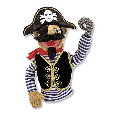 Melissa & Doug Pirate Puppet: Melissa & Doug: Toys & Games