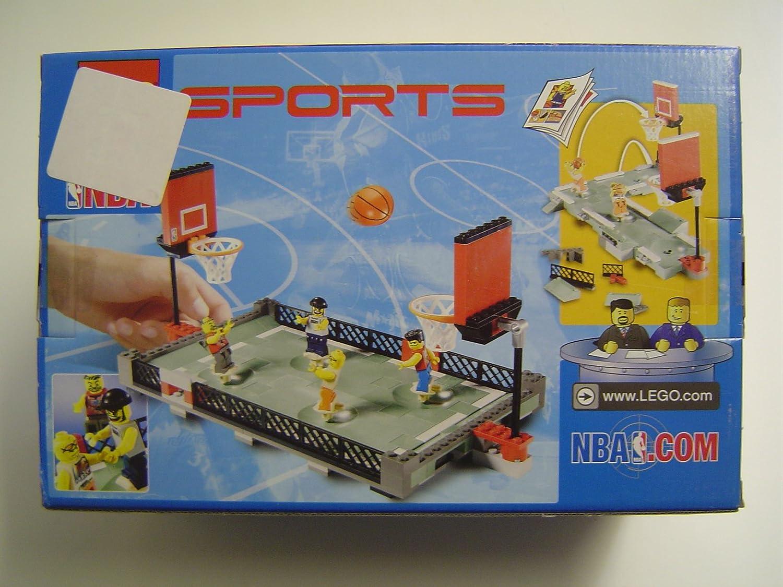 Amazon.com: LEGO 65221 Streetball 2 vs 2 (box with mini ...
