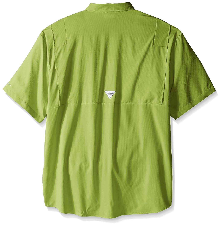 046a8ed06ef Amazon.com  Columbia Sportswear Men s Tall Tamiami II Short Sleeve Shirt   Clothing
